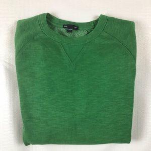 GAP Green Crewneck Sweatshirt Size Small